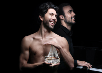 ADN Baroque / Théophile Alexandre et Guillaume Vincent