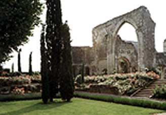 Le Prieuré de Saint-Cosme