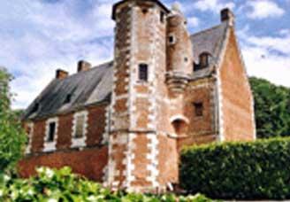 Le château de Plessis-lès-Tours