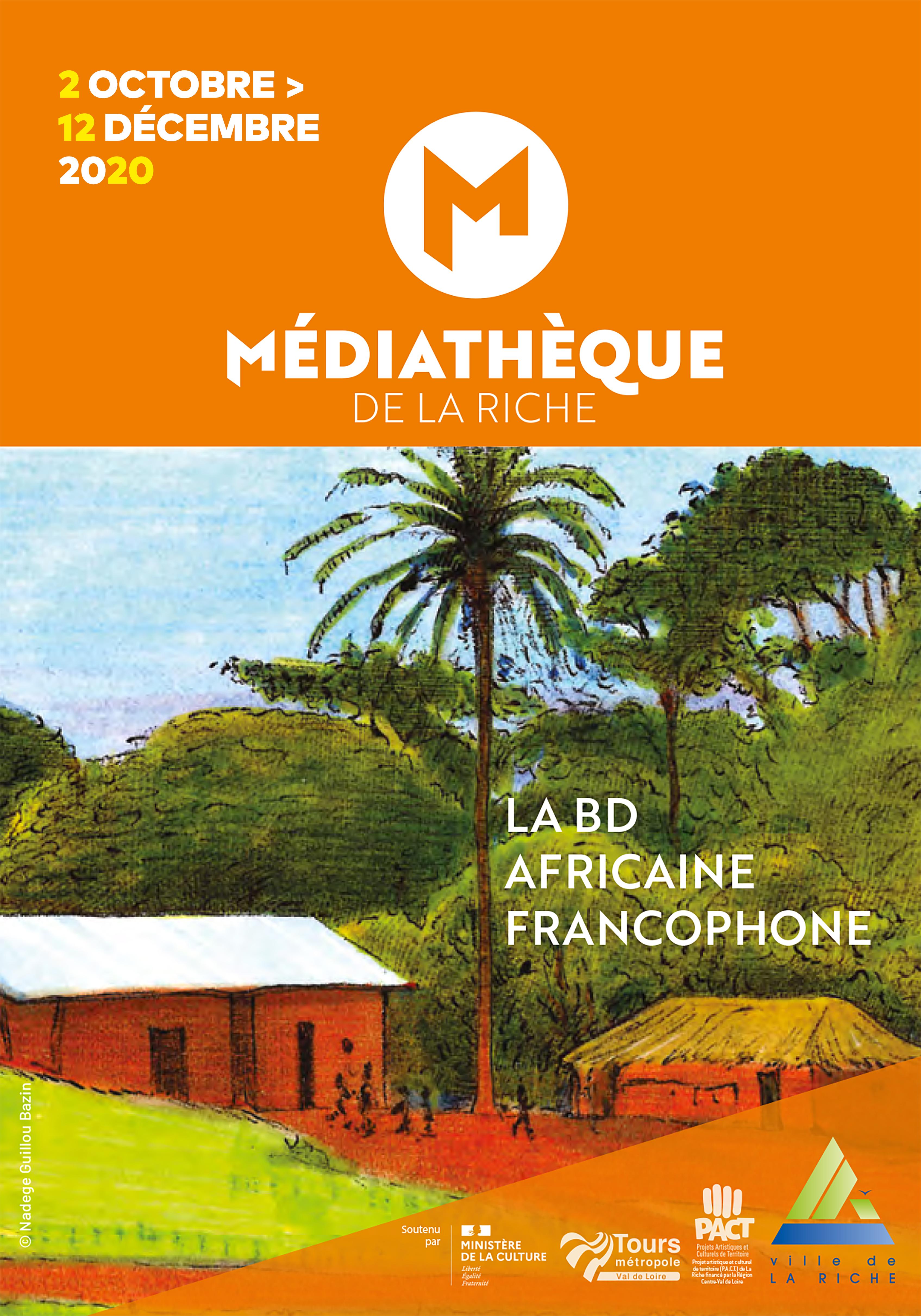 La BD africaine francophone