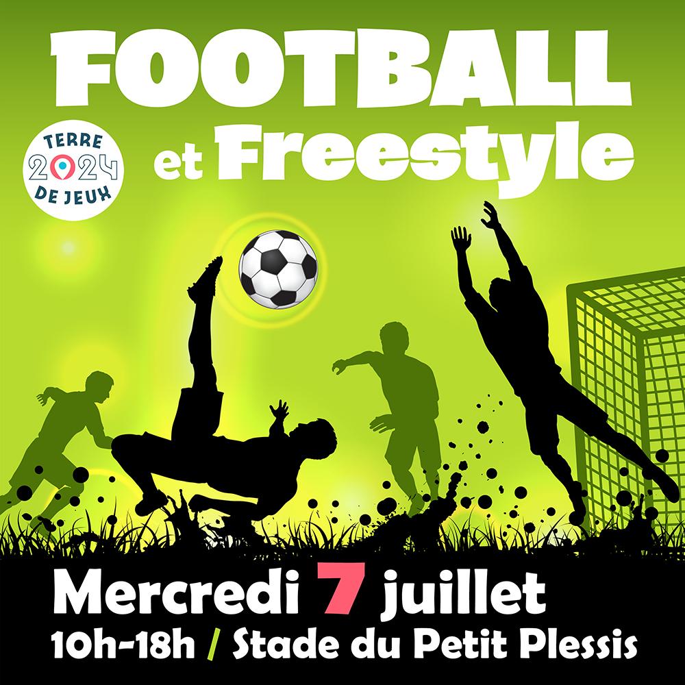 Football et freestyle