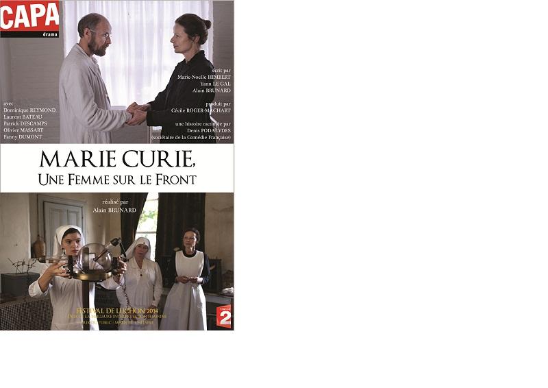 Cinéma à La Riche: Marie Curie, une femme sur le front