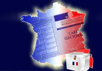 Résultats de l'élection présidentielle à La Riche - 1er tour