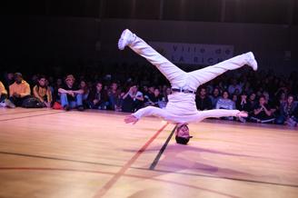 Battle des Rencontres de danses urbaines