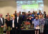 Concours des balcons et jardins fleuris: les gagnants de l'édition 2017