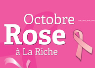 Octobre Rose à La Riche