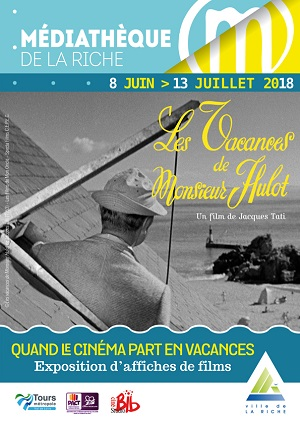 Exposition: Quand le cinéma part en vacances