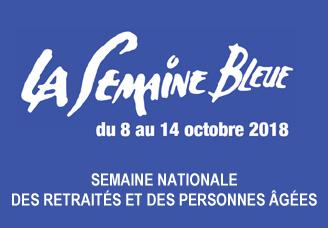 Du 8 au 14 octobre, c'est la Semaine bleue des personnes âgées