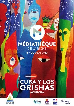 Exposition: Cuba y los Orishas