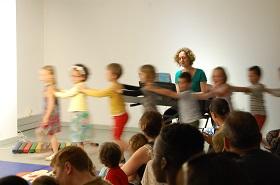 ANNULE / CANICULE Spectacle des enfants de l'éveil musical